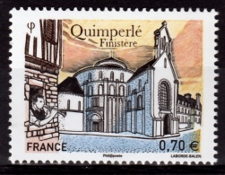 France, Quimperlé, Finistère, Brittany, 2016, MNH VF - Francia