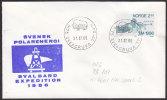 NORWAY, 9175 Sveagruva 31.07.86 - Svensk Polarenergi/Svalbard Expedition 1986 - Wissenschaften
