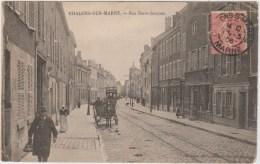 CHALONS SUR MARNE (51) - RUE SAINT JACQUES - Châlons-sur-Marne