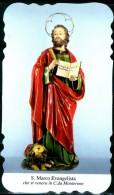Santino - S. Marco Evangelista - Con Preghiera - Venerata In San Giorgio Del Sannio (BN) - Santini