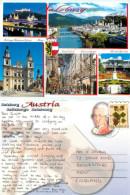 Salzburg, Austria Postcard Posted 2009 Stamp - Salzburg Stadt