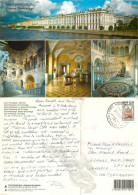 St Petersburg, Russia Postcard Posted 2001 Stamp - Russie