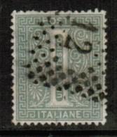 ITALY   Scott # 24 VF USED - Used