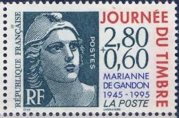 2933  50ANS De MARIANNE De GANDON  NEUF** ANNEE 1995 Bord De Feuille - Ongebruikt