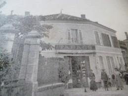 CPA 33 Gironde Cartelègue Vue Du Centre Pli En L'état - France