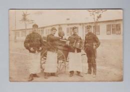 AK CH ZH Kloten 1912-10-02 Feldpost Soldaten Foto Köche ? - ZH Zurich