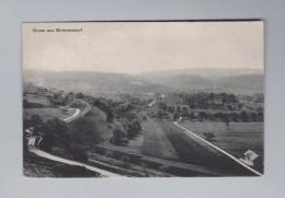 AK CH ZH Birmensdorf 1907-11-27 Ambulant - ZH Zurich
