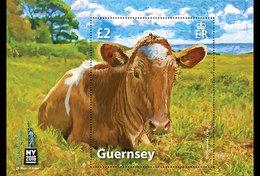Guernsey - Postfris / MNH - Sheet World Stamp Show 2016 NEW!! - Guernsey