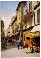 CANNES: Rue Meynadier, Centre Commercial Du Vieux Cannes - Cannes