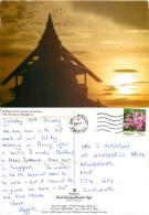 Shangri-La Hotel, Penang Island, Malaysia Postcard Posted 2012 Stamp - Malaysia