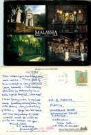 Malacca, Malaysia Postcard Posted 1995 Stamp - Malaysia