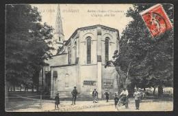 ARES Rare L'Eglise Côté Est (G.P) Gironde (33) - Arès