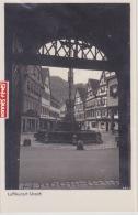 LUFTKURORT URACH (POSTE  AUX ARMÉES 27-8-1953) - Sonstige