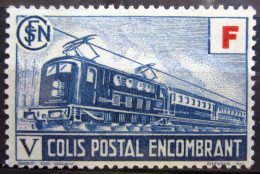FRANCE             C.P 203             NEUF* - Paketmarken