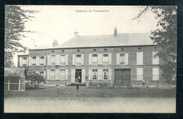 # - Château De FONTENELLE (carte Vierge) - Otros Municipios