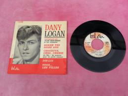 Disque 45 T Vinyle DANY LOGAN Film Suzy DELAIR Jean RICHARD Dany LOGAN Suzanne GABRIELLO - Filmmusik