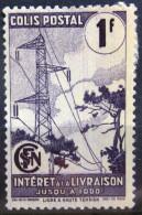 FRANCE             C.P 220A             NEUF* - Paketmarken