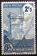 FRANCE             C.P 218A             NEUF* - Paketmarken