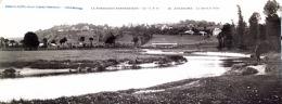 Avranches  (la Normandie Panoramique CPA Dim. 11x27,5) - La  Sèe Et La Ville - Avranches