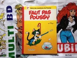 BD Poussy - Tome 2 - Peyo - Autres Auteurs