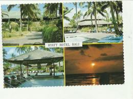 133099 HYATT HOTEL BALI - Cartoline