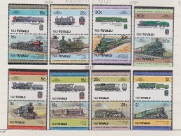 TUVALU NUI 1984 Motiv Zug - Tuvalu