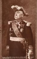 6575. CPA MILITAIRES. ILLUSTRATEUR PEINTRE. PORTRAIT DU GENERAL PAU AU SALON DE PARIS 1914 - Personaggi