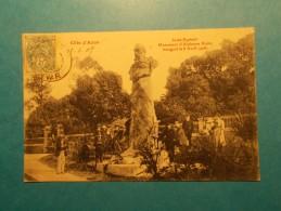 Carte Postale - St RAPHAEL (83) - Monument D'Alphonse Karr - Animation  (36/130) - Saint-Raphaël