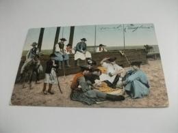 COSTUMI  PARTITA A CARTE MANDRIANI UNGHERIA - Carte Da Gioco