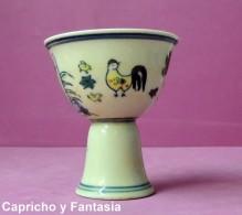 Poecelain Chinese Cup Nº 1516 - Arte Oriental