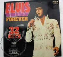 LP Vinyl Record Album - Elvis Forever - 32 Hits, 2 LPs - Spanish Edition - RCA Victor 1975 - Rock