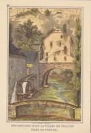 Germany Die Mosel Von Metz Bis Koblenz Les Moulins Dans La Valle