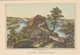 Germany Die Mosel Von Metz Bis Koblenz Convent Marienbourg