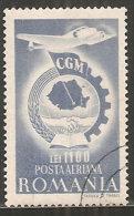 Romania 1947 PA Usato - Mi.1040  Yv.38 - Posta Aerea