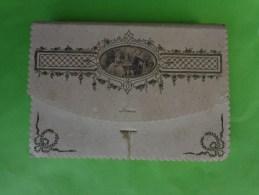Atypique Coffret -sac A Main -carton-20x13cmhaut 3.5cm - Habits & Linge D'époque