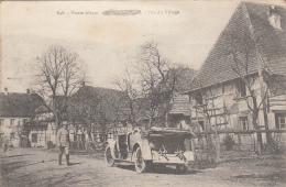 Soppe Le Haut 68 - Automobile Militaire Rue Du Village - Non Classés