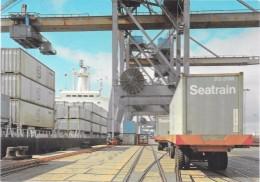 Bremerhaven : Terminal Containers. (Voir Commentaires) - Bremerhaven