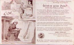 Qu'est-ce Qu'un Poilu ? - Lettre D'un Poilu à Sa Mère - Guerre 1914-18