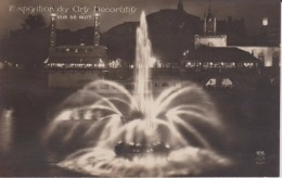 """75 PARIS EXPOSITION DES ARTS DECORATIFS   """" Vue De Nuit  """"  AN  N°105 - Exposiciones"""