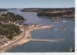 Lézardrieux : Le Port à Marée Haute, L'entrée Du Trieux Et L'ile Aux Bois (n°476 Jos Neuve) - France