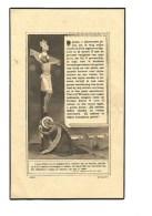 P 22. ZEER E.H. E.F.G.  CLAESSEN - °NEERPELT 1871 -  LUIK/SINT NIKLAAS/LOMMEL/SCHALKHOVEN - +HELCHTEREN 1935 - Imágenes Religiosas