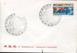 12408 Italia, Special Postmark 1972 Cerda,   56th Targa Florio,  Auto Racing - Cars