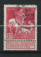 BELGIQUE - N° 87 -Exposition D'art Belge Du XVII° Siècle - O - 1910-1911 Caritas