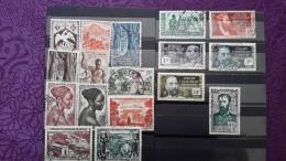 Petit Lot Afrique Equatorialale  Oblitérés - Stamps