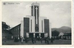 USUMBURA - CONGO BELGE : L'Eglise - Burundi