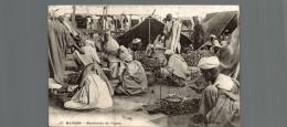 MAZAGAN MARCHANDS DE FIGUES - Maroc
