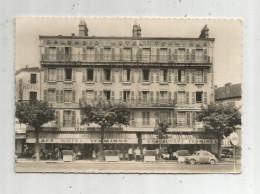 Cp , Hôtels & Restaurants , SPLENDID HOTEL TERMINUS , 63 , Clermont Ferrand , Face à La Gare , Automobile , Café - Hotels & Restaurants