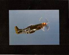 AVION P-51D MUSTANG - 1946-....: Moderne