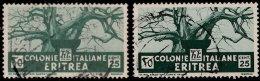 Erythrée 1933. ~  YT 199 Par 2 - Baobabs - Erythrée