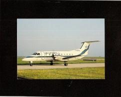 AVION EMBRAER 120 (F-GFEO) . PARIS ORLY . AIR LITTORAL - 1946-....: Moderne
